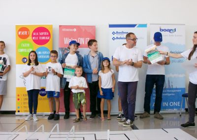 1° posto Junior: Cardiocentro